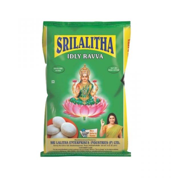 Sri Lalitha Idly Ravva