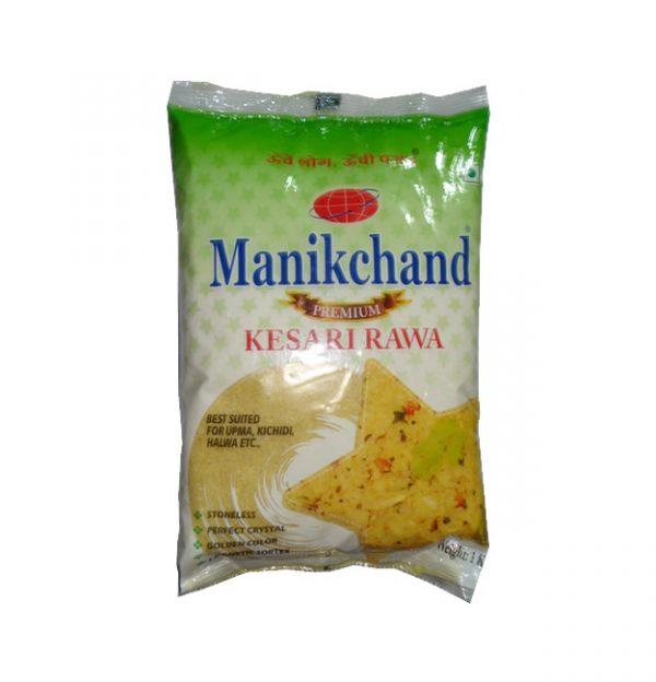 Manikchand Kesari Rawa / Upma Rawa