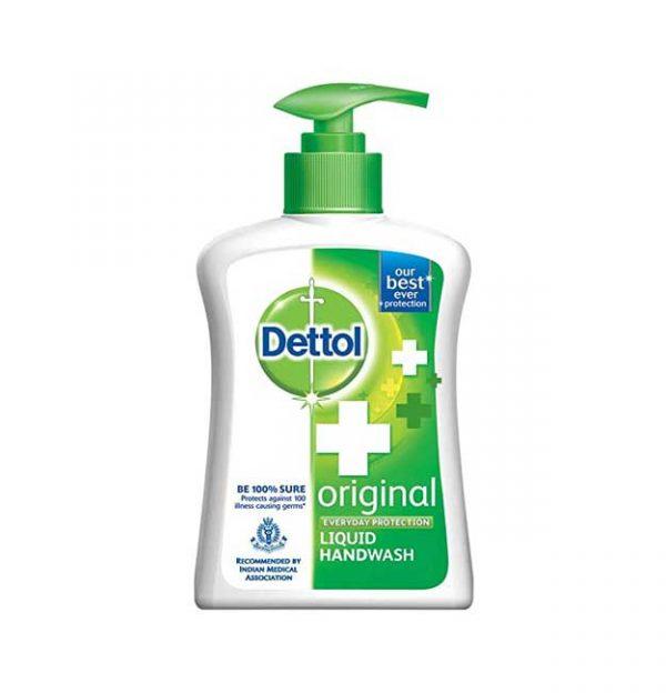 Dettol Original Liquid Handwash Pump