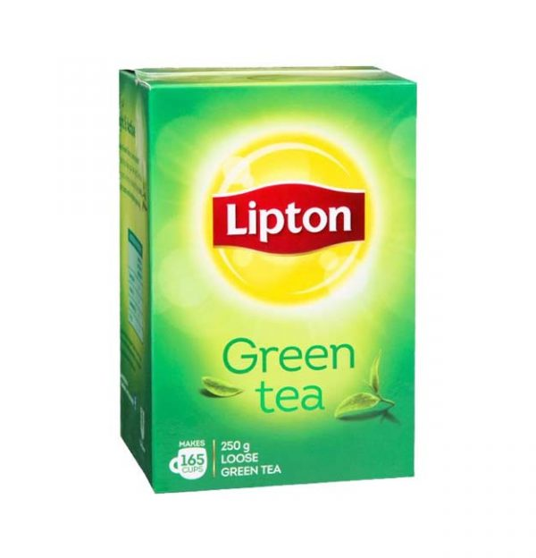 Lipton Loose Green Tea-250g