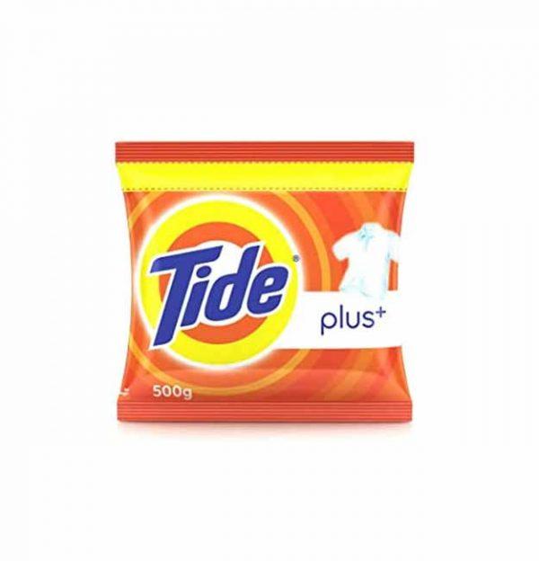 Tide Plus Detergent Powder 500g