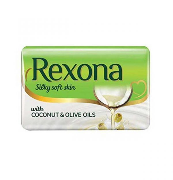 Rexona Soap Silk Soft Skin