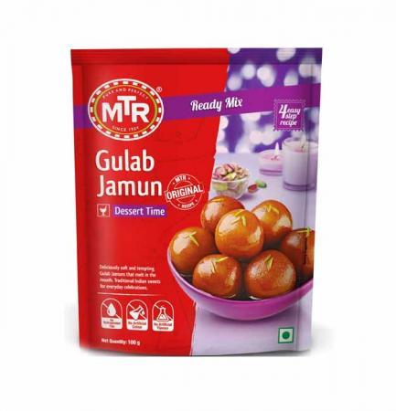 MTR Gulab Jamun Ready Mix - 100g