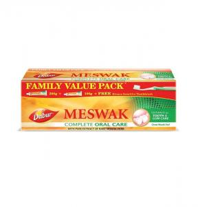 Dabur Meswak Complete Oral Care Family Value Pack