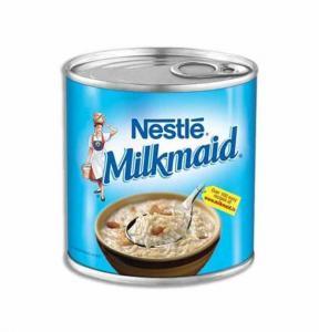 Nestle Milkmaid Tin