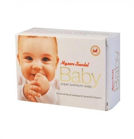 Mysore Sandal Super Premium Baby Soap