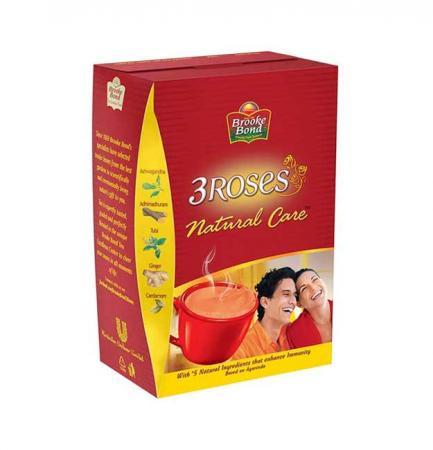 3 Roses Natural Care Tea