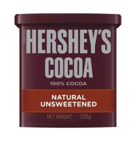 Hershey's Cocoa Powder-Natural Unsweetened-225g