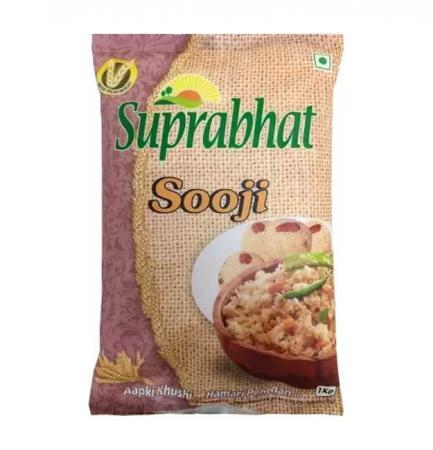Suprabhat Bombay Rawa/Sooji-1kg