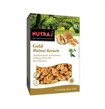 Nutraj Gold Walnut Kernels