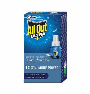All Out Ultra Power+ Slider Refill Pack - 45ml
